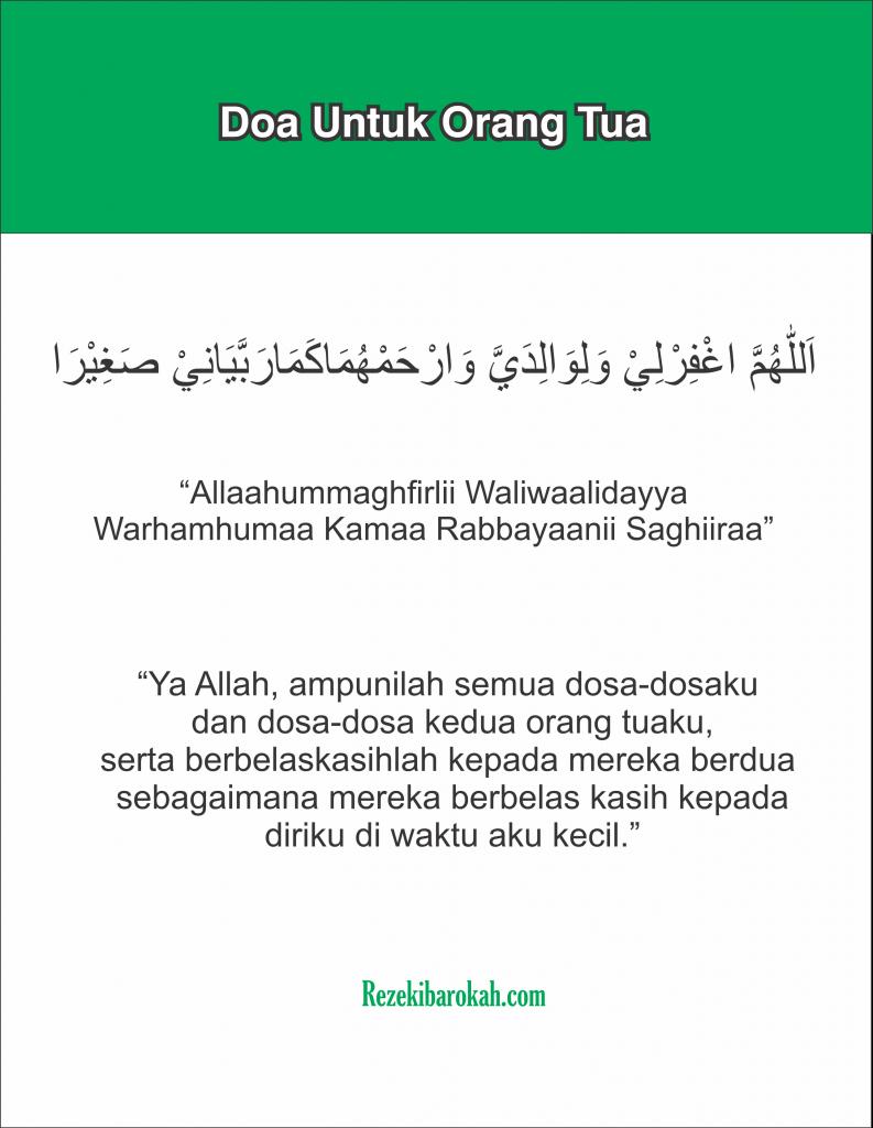 doa setelah sholat wajib bahasa indonesia