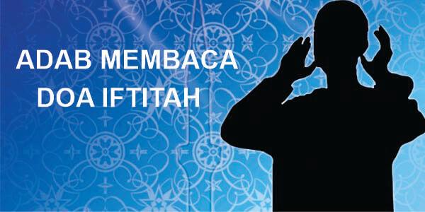 doa iftitah singkat