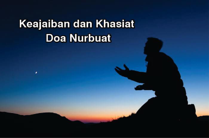 doa nurbuat asli dan artinya