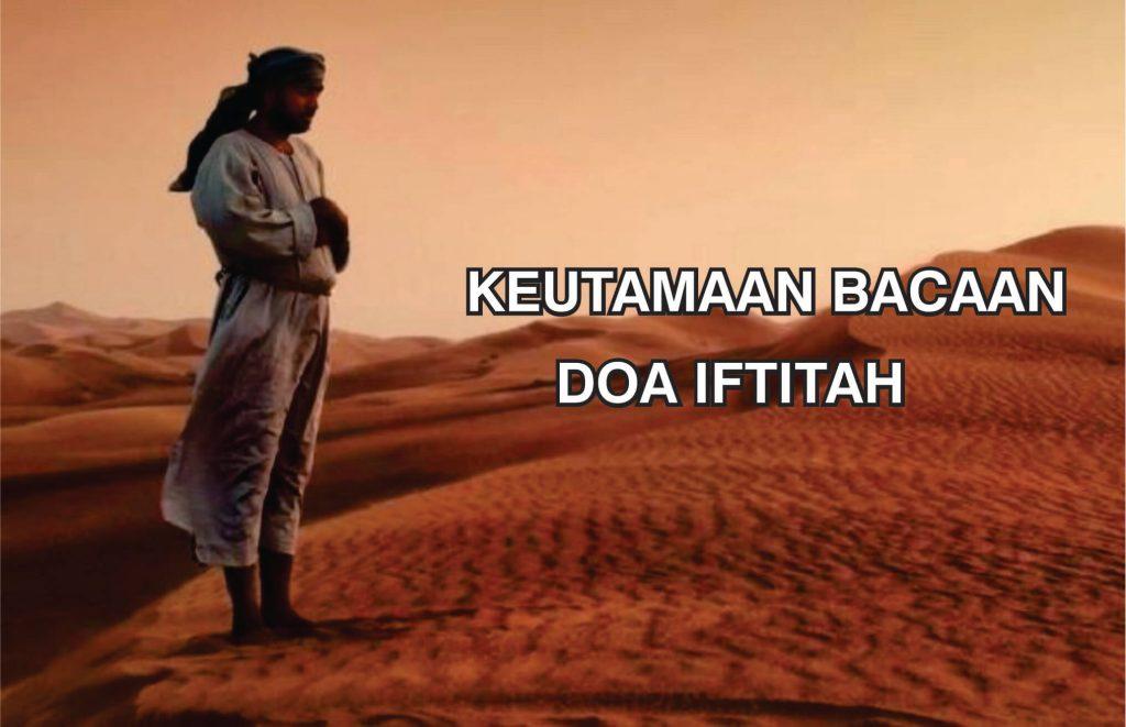 doa iftitah latin
