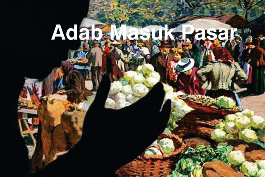 doa masuk pasar latinnya