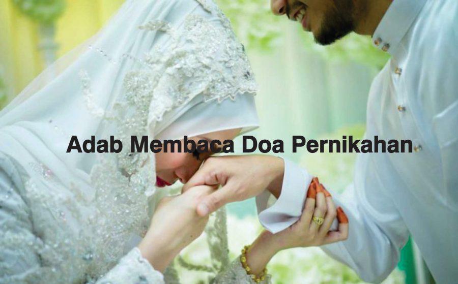 doa ucapan pernikahan